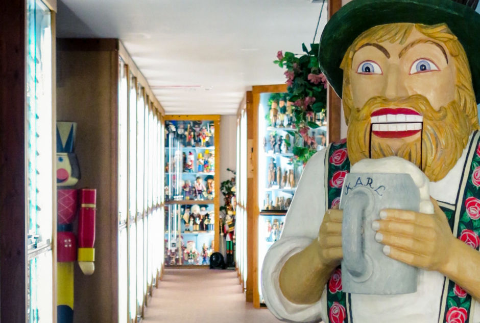 Nutcracker museum Leavenworth