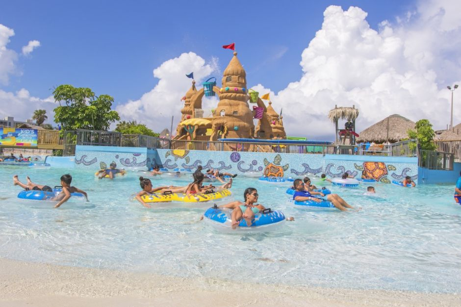 Schlitterbahn South Padre Texas