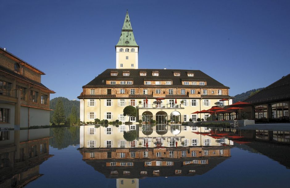 Schloss Elmau Germany