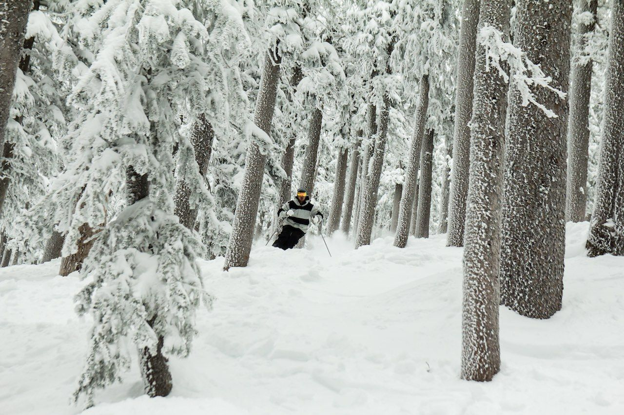 Ski Santa Fe New Mexico