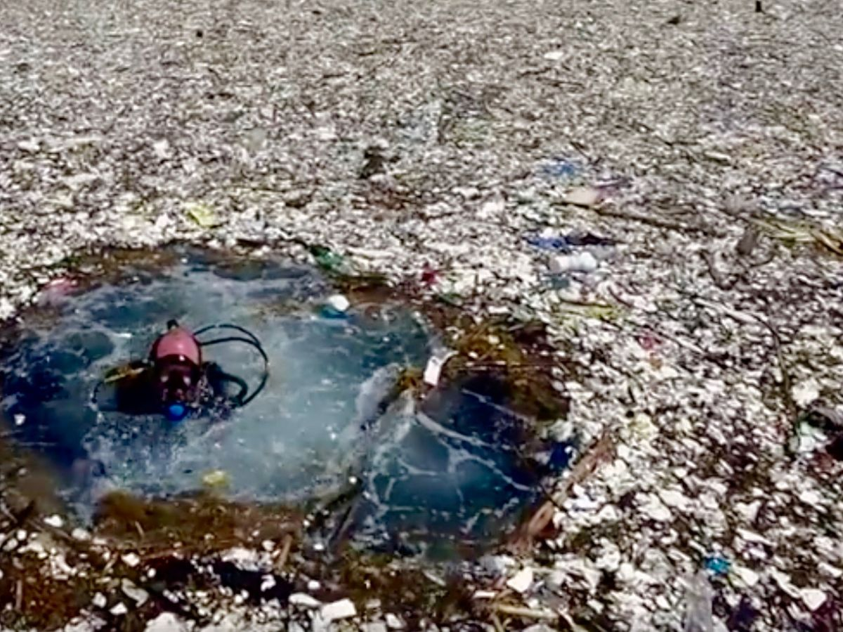 Garbage Islands Another Discovered In Gulf Of Thailand