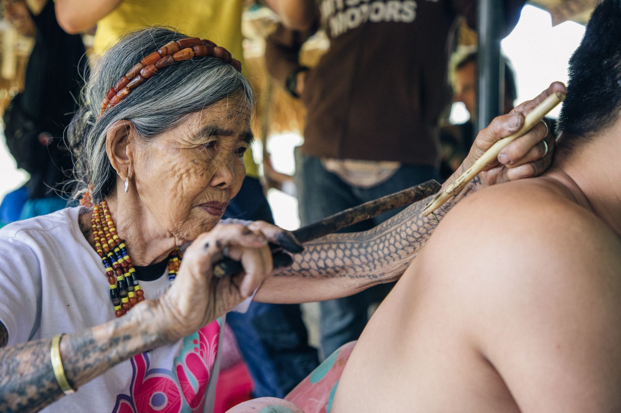 Whang Od - last true tattoo artist