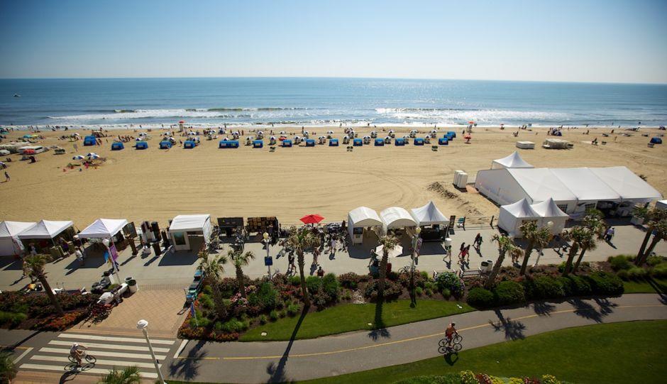 Boardwalk Art Show Virginia Beach