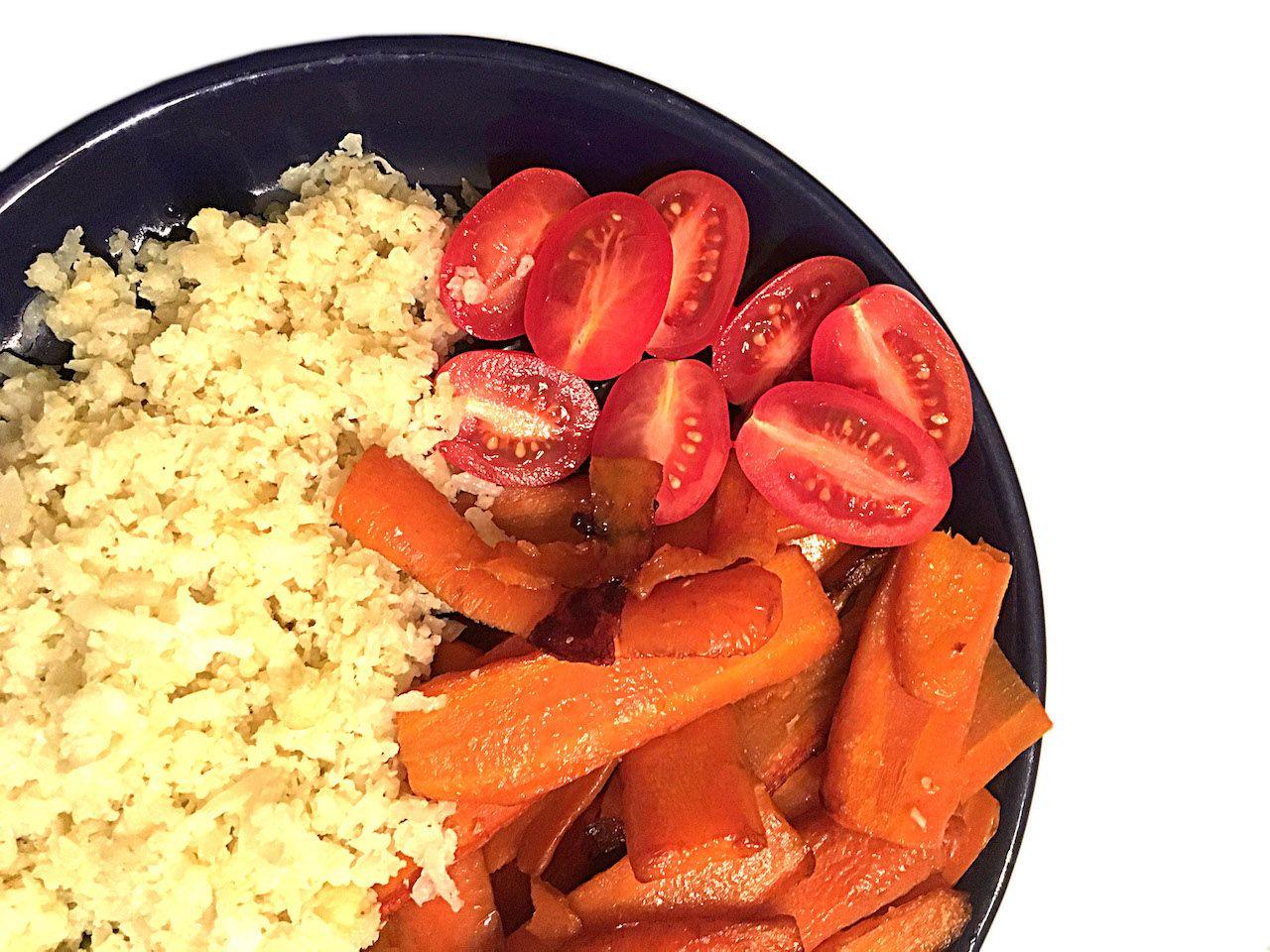 Vegan hostel cooking recipe