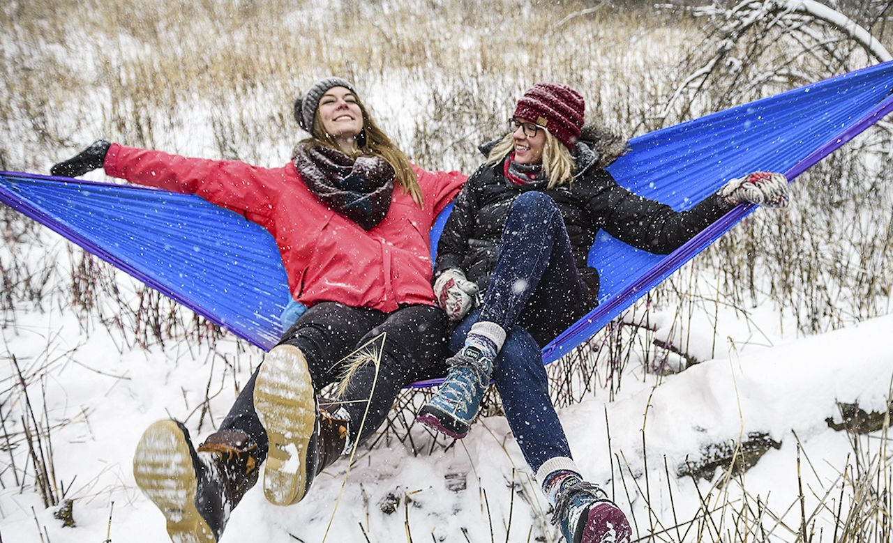 ENO Hammock holiday gift