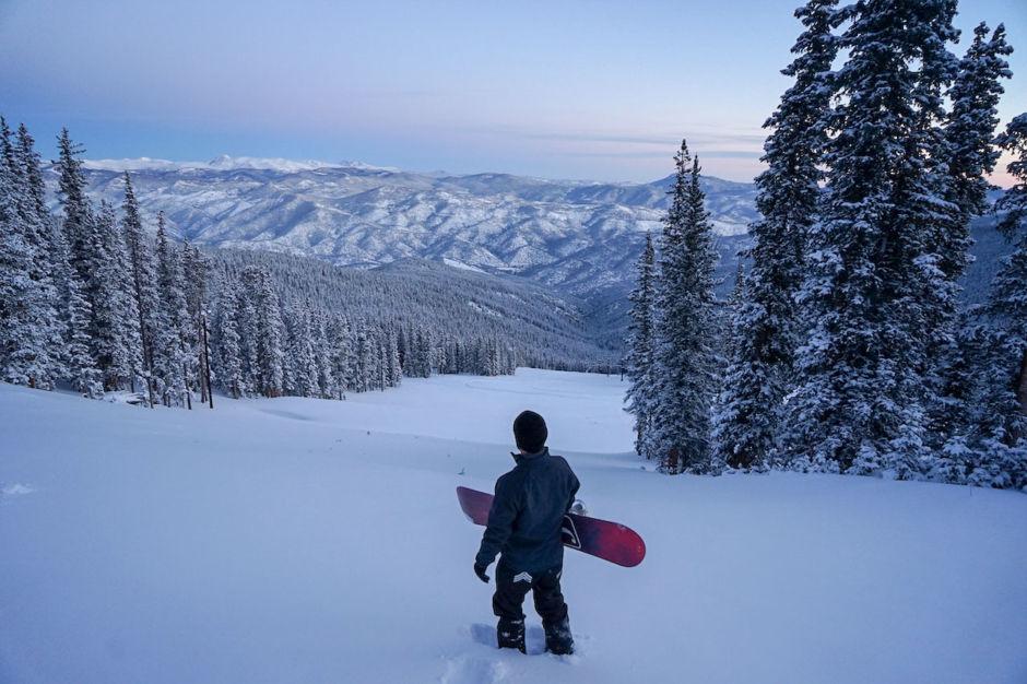 Echo Mountain Colorado ski