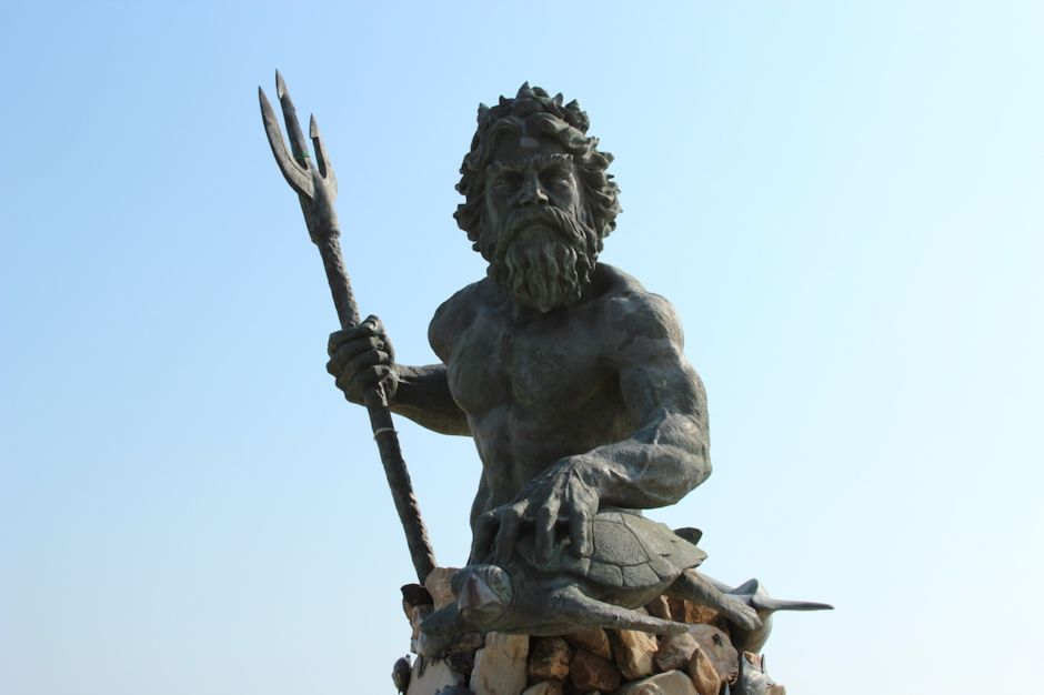 King Neptune Virginia Beach