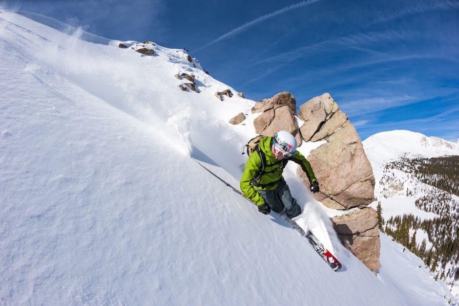 Monarch Mountain Colorado ski