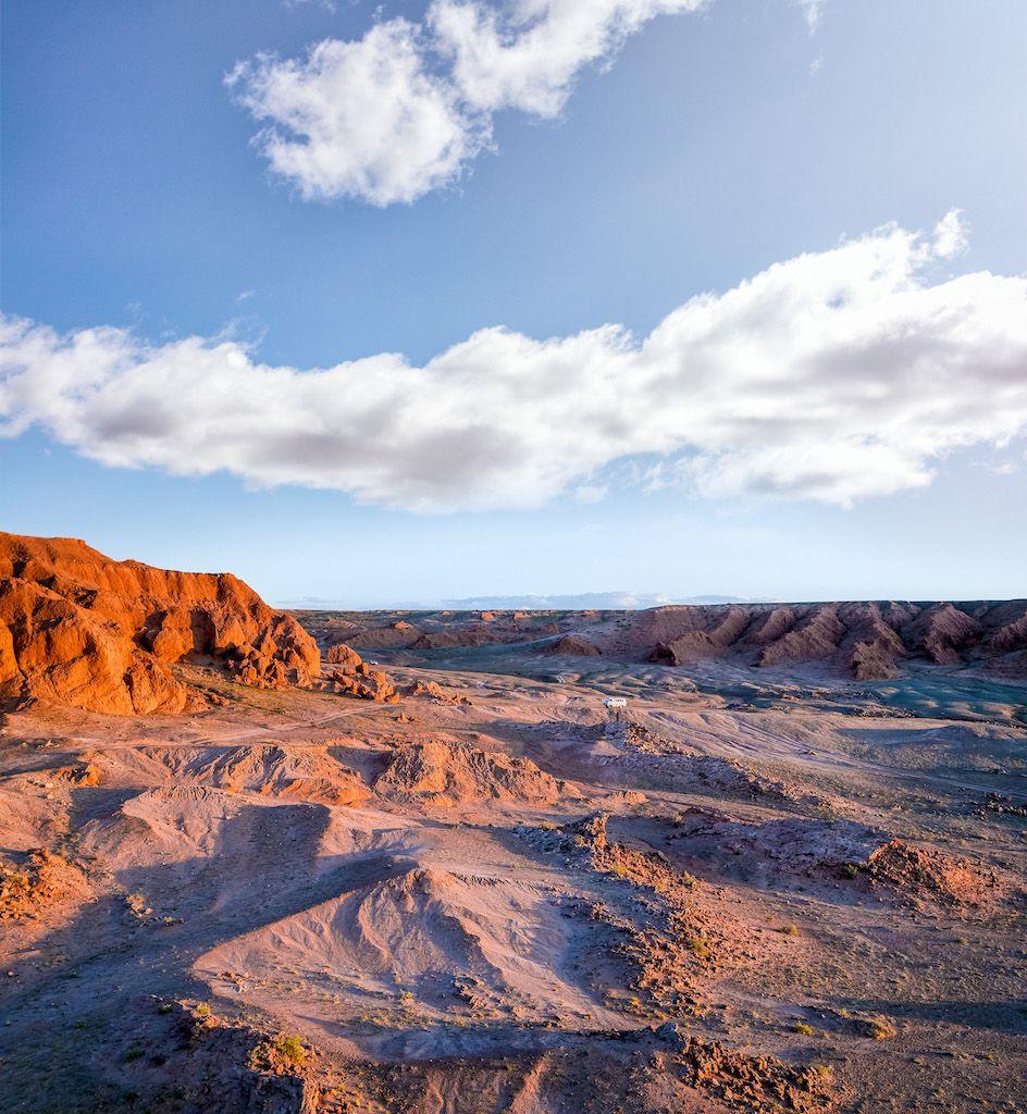 Mongolia Gobi Desert 1