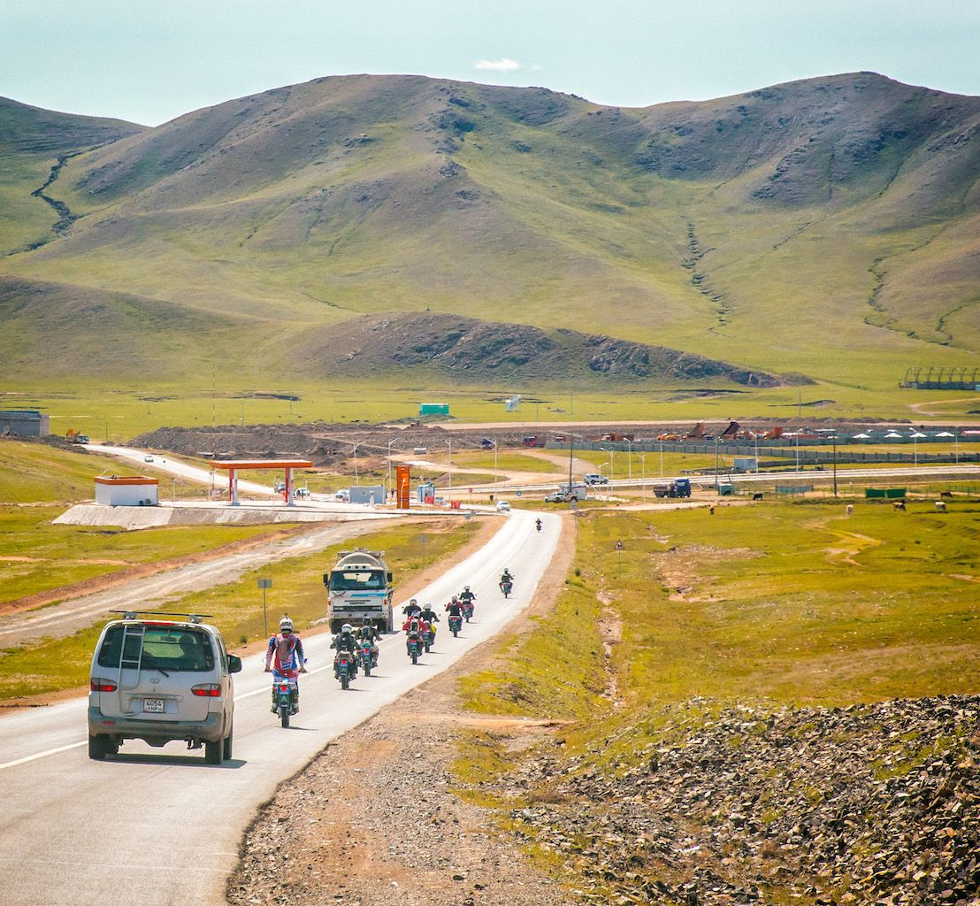 Mongolia_motorcycle rally