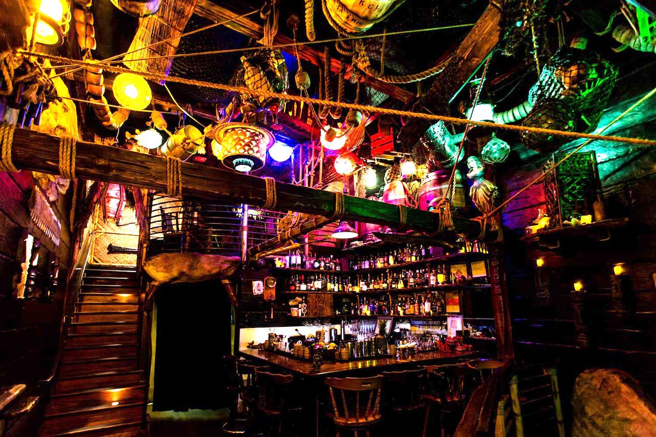 Weirdest bar in San Francisco Smuggler's Cove