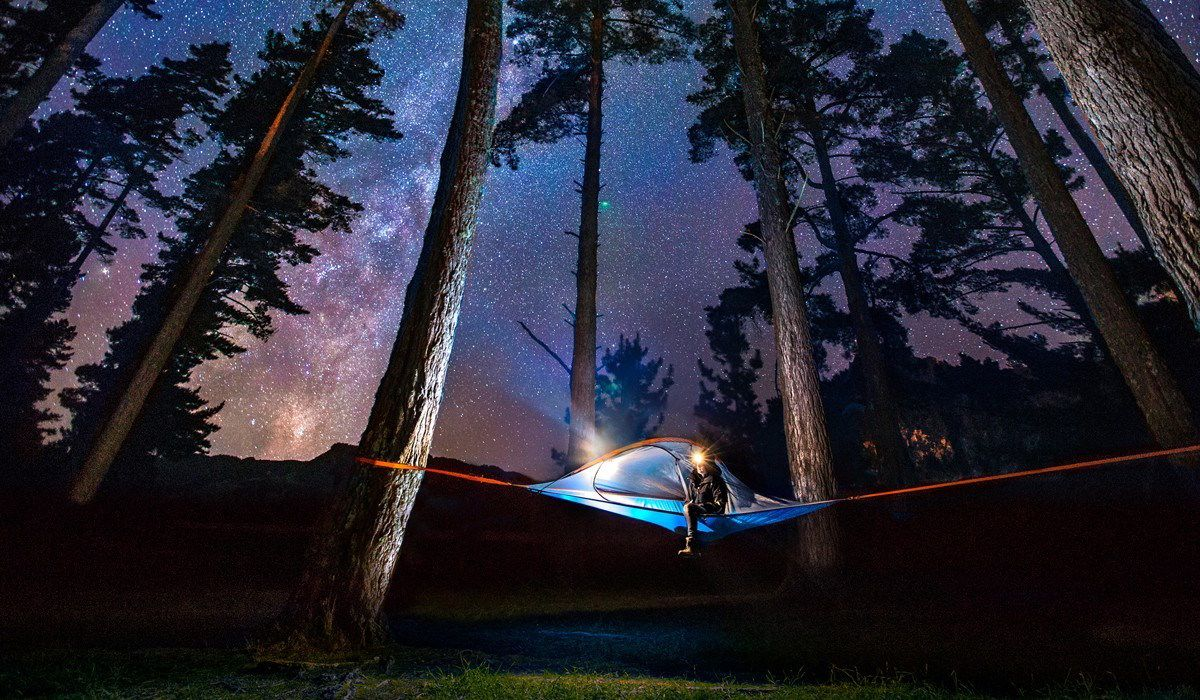 Tentsile holiday gift