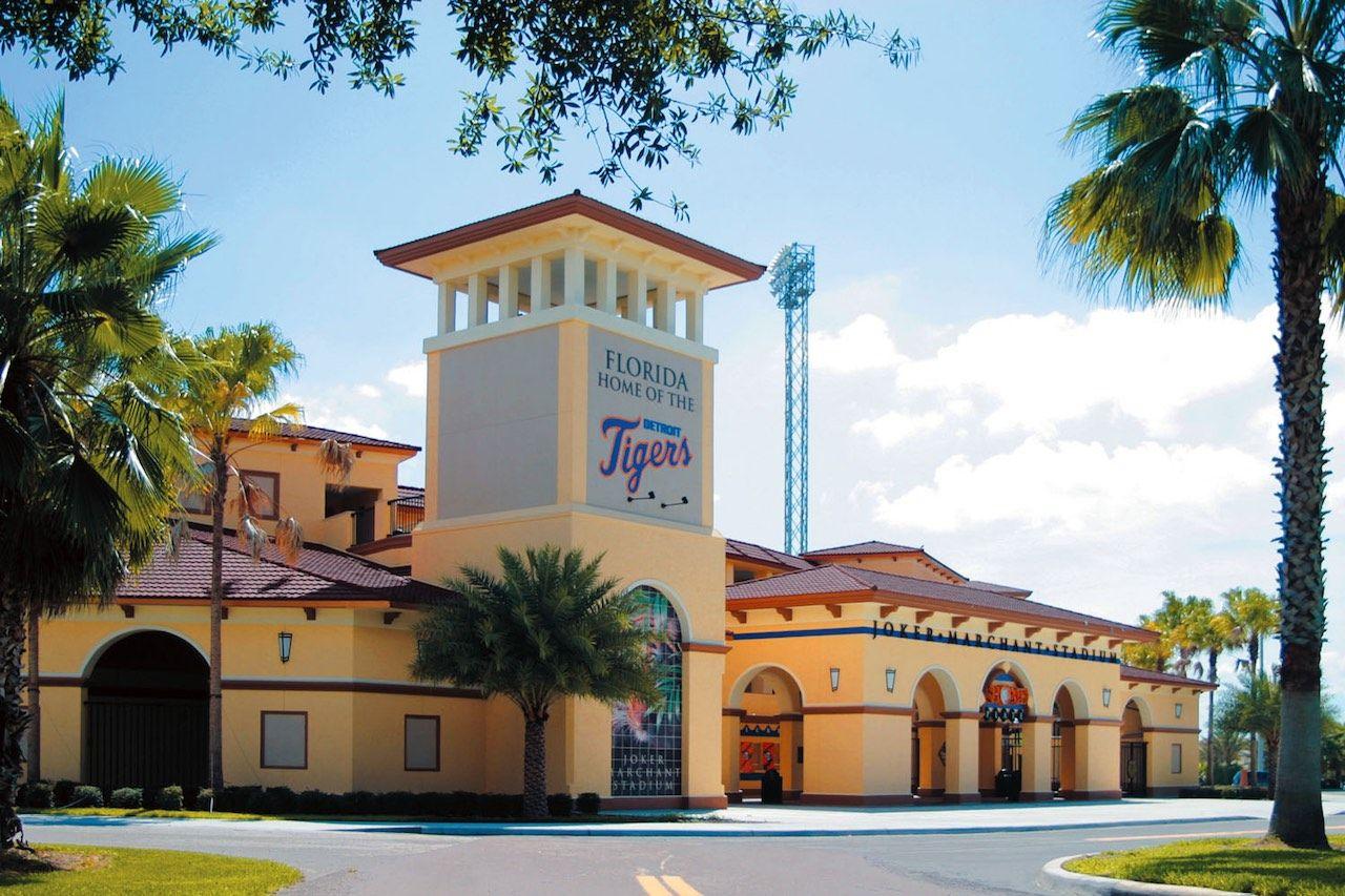 Tigertown in Lakeland Florida baseball