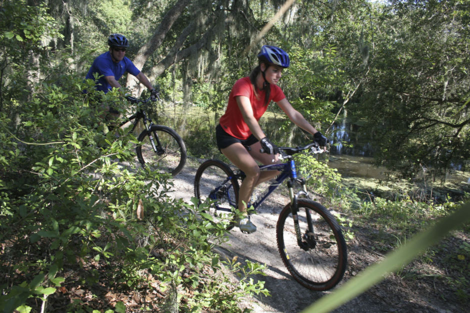 Central Florida mountain biking