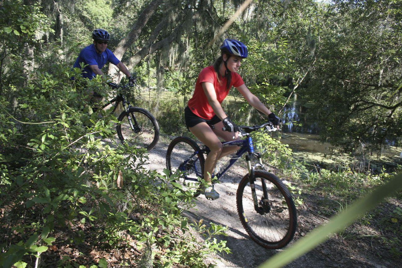 Central Florida mountain biking