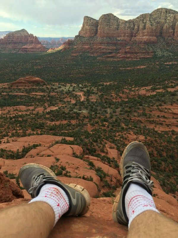 feet nature