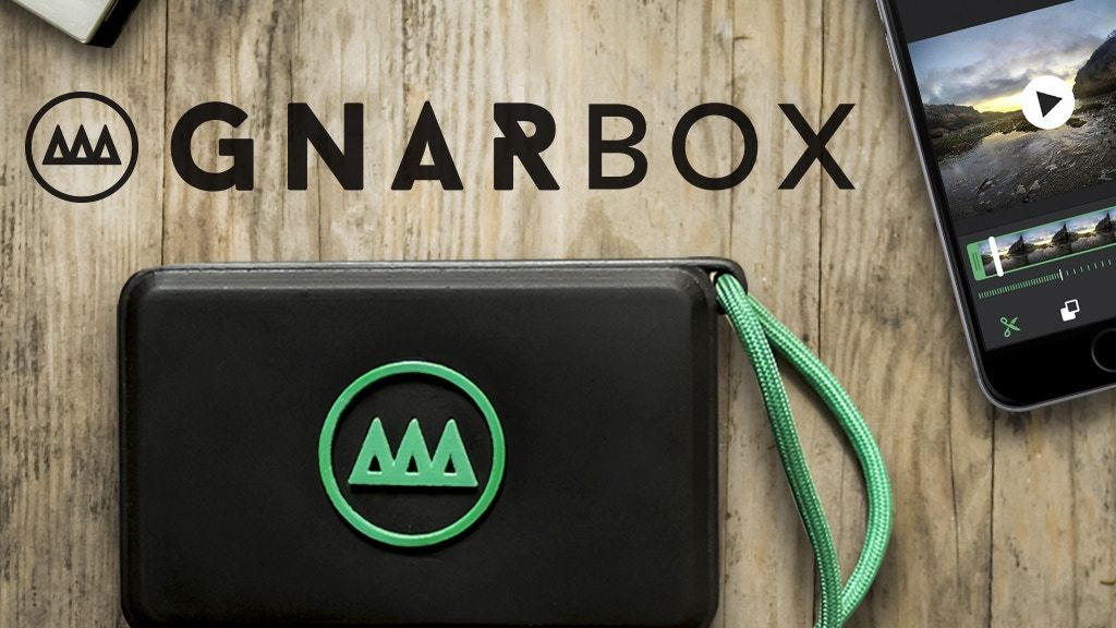 gnarbox holiday gift
