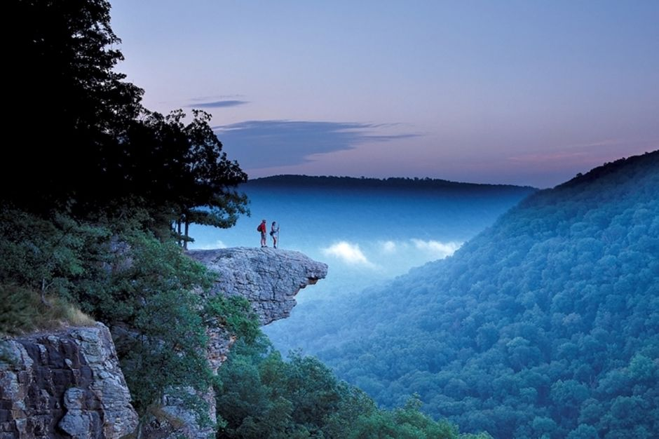 Whitaker Point Arkansas