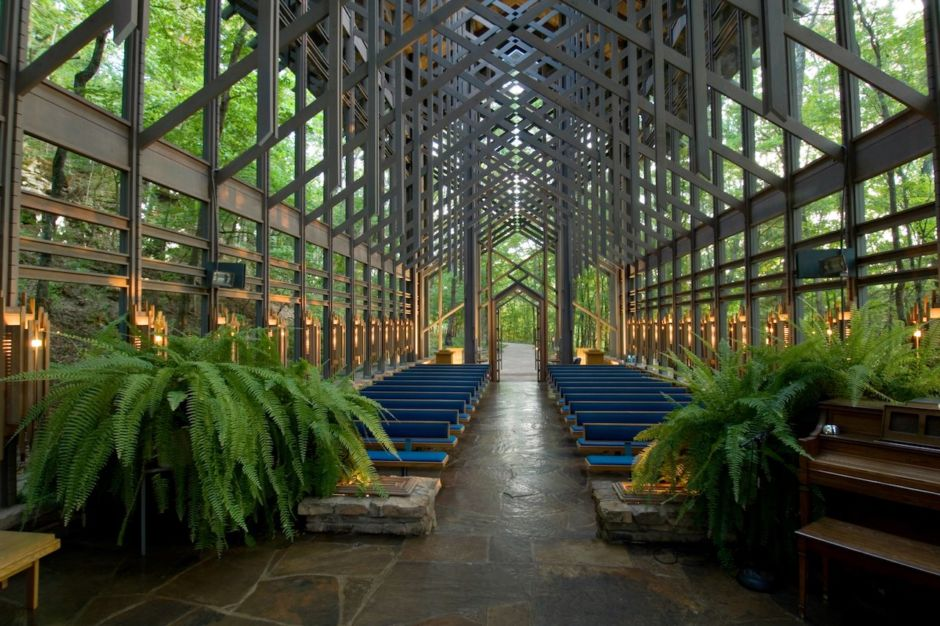 Eureka Springs Thorncrown Chapel Arkansas