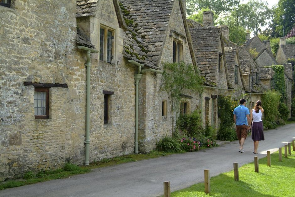 The Costwolds England village
