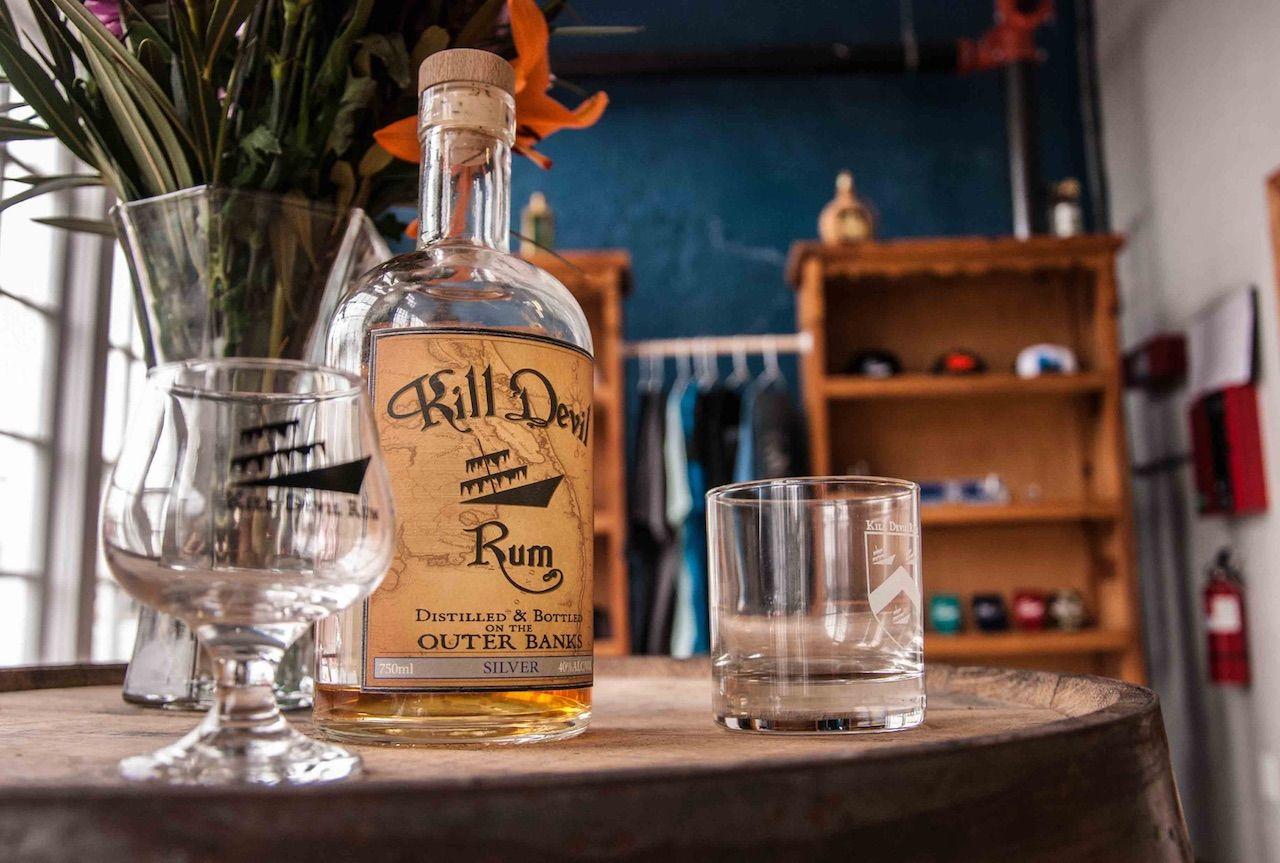 Kill Devil Rum Outer Banks Distilling
