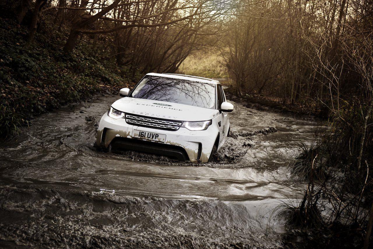Land Rover Experiencie Solihull Birmingham