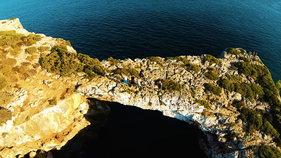 Rock climbing in Mallorca, Spain: An amazing deep-water soloing destination