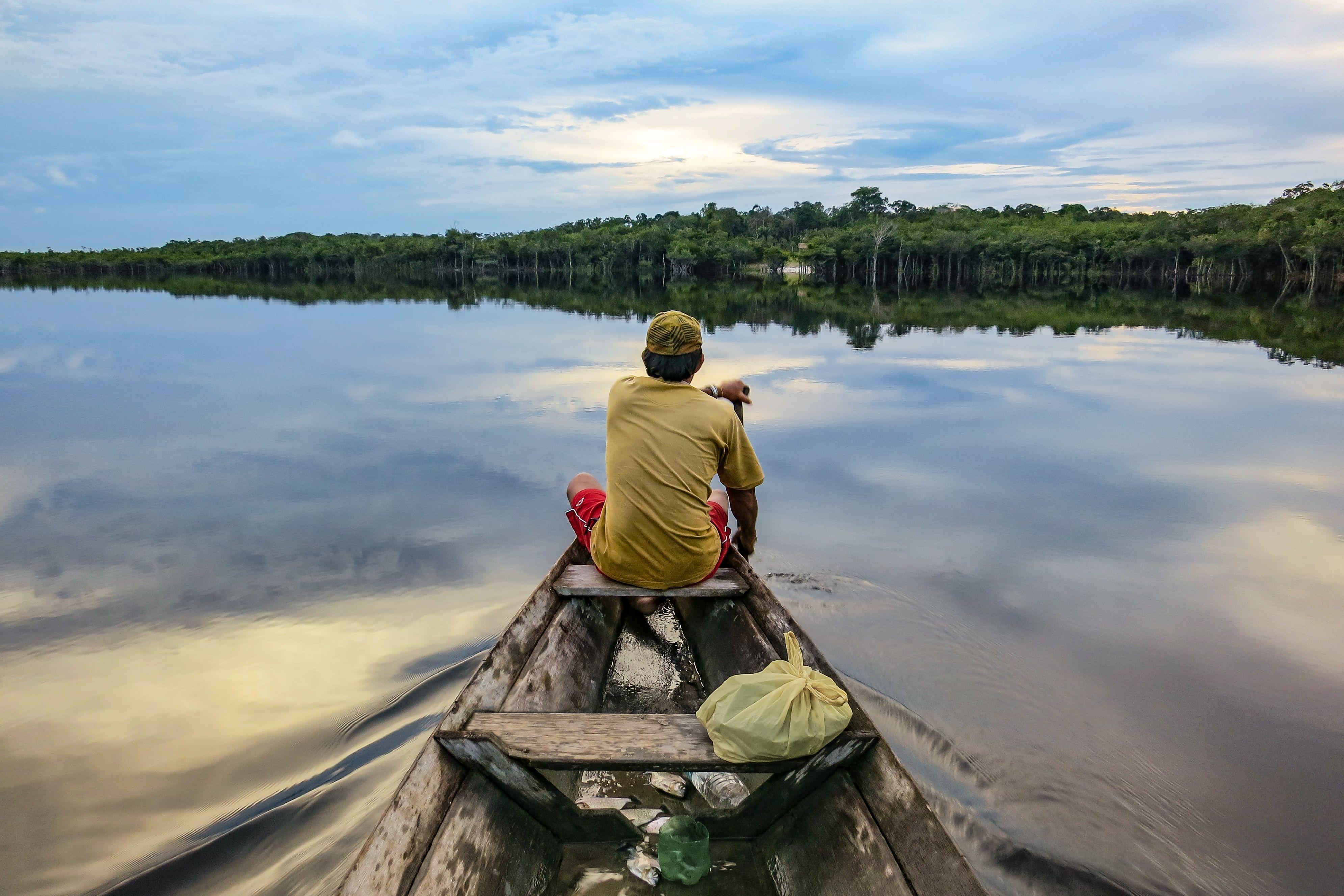 Amazonian life skills
