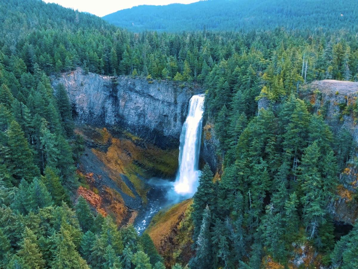 How to visit Oregon's impressive Salt Creek Falls