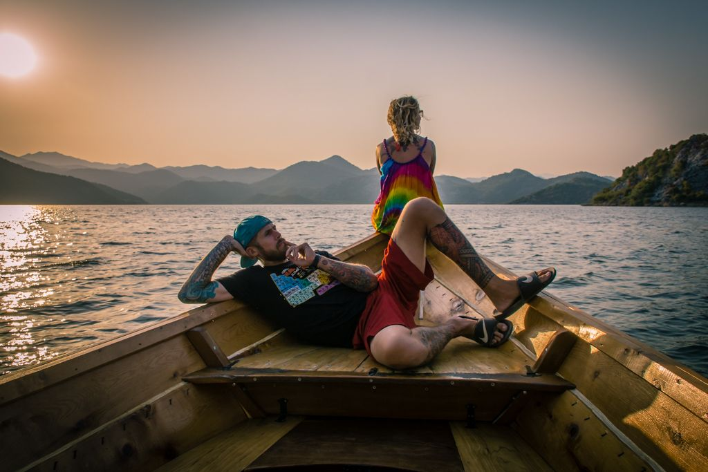 Montenegro on Lake Skadar