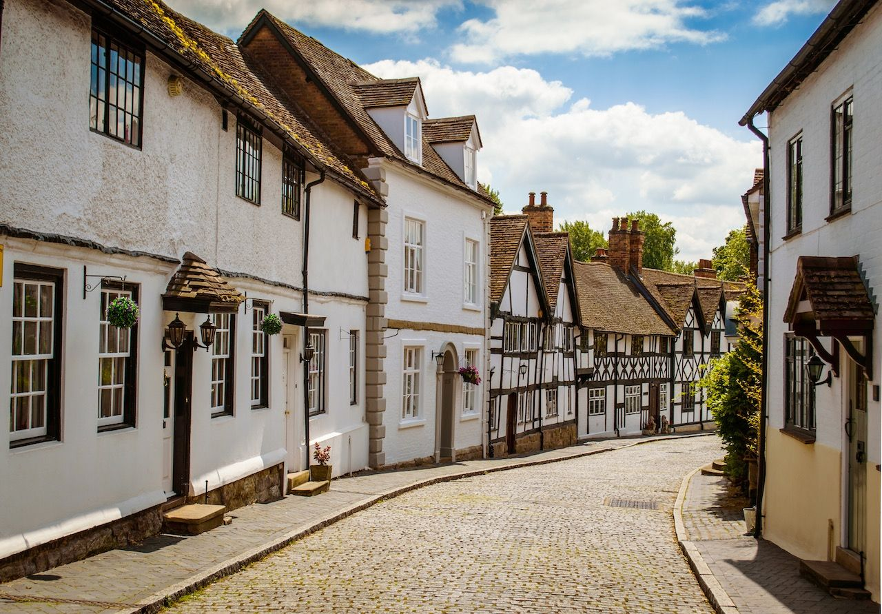 Travel guide to Shakespeare's England (hint: there's more than Shakespeare)