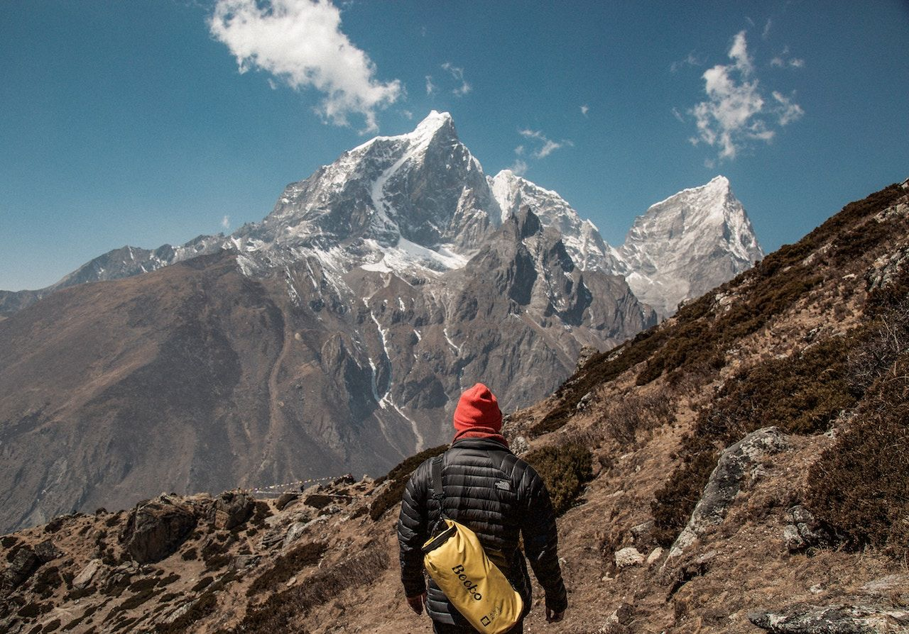 When to climb mountains in Nepal
