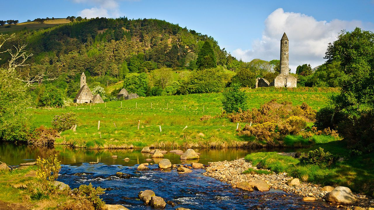 Wiklow Way Glendalough