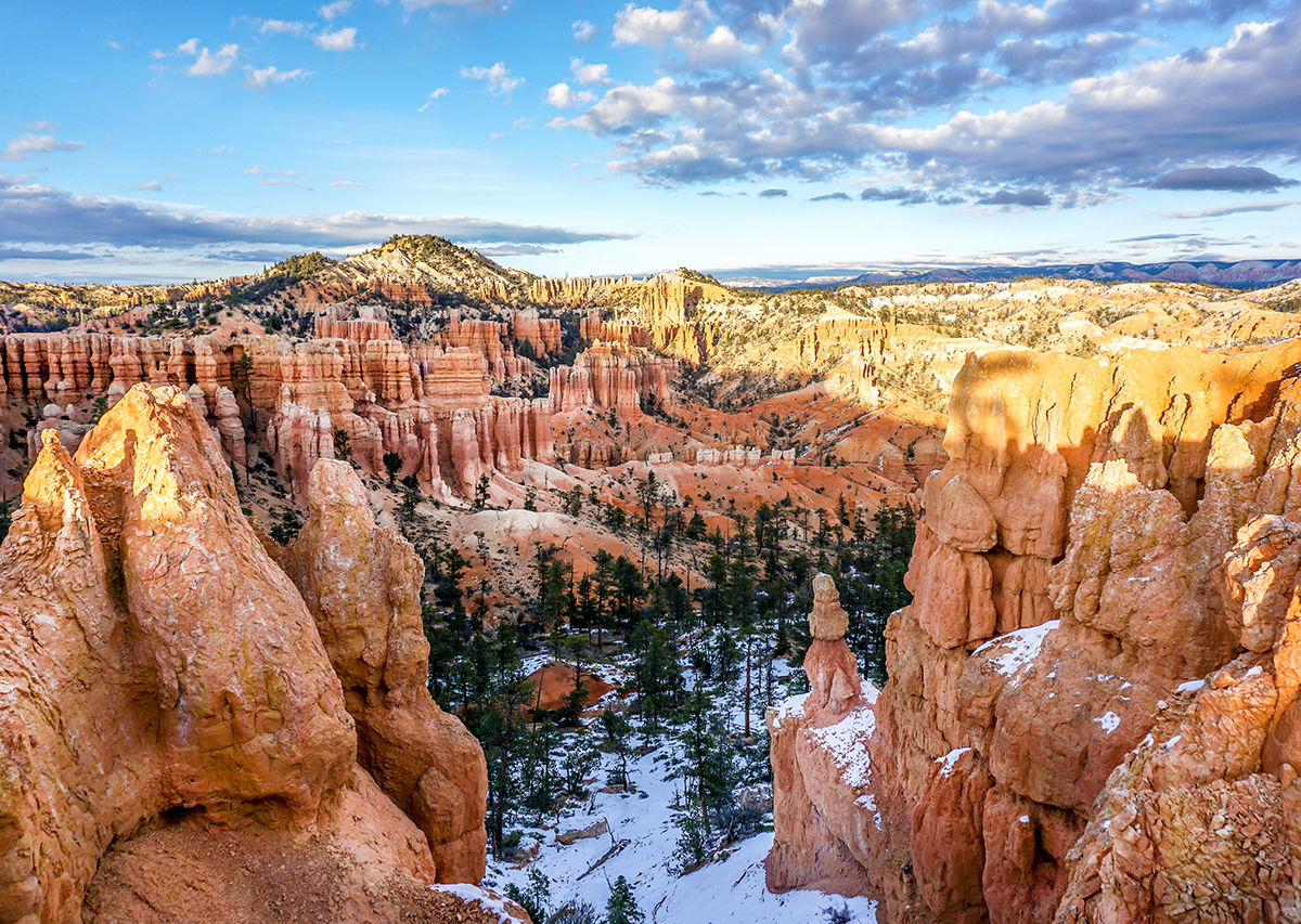 The incredible formations of Bryce Canyon National Park in 11 amazing images