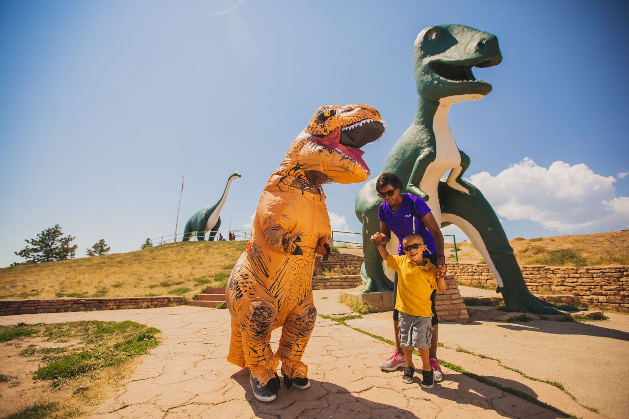 Dinosaur Park, Rapid City, SD