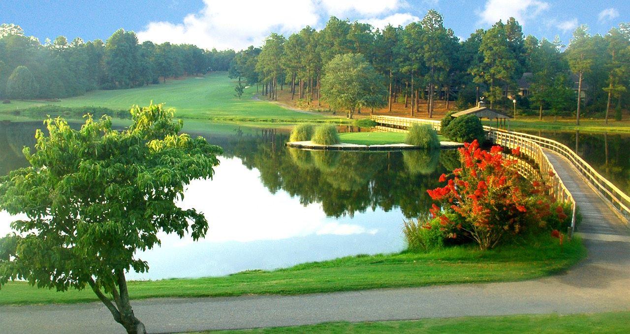 7 Lakes 6 Pinehurst golf