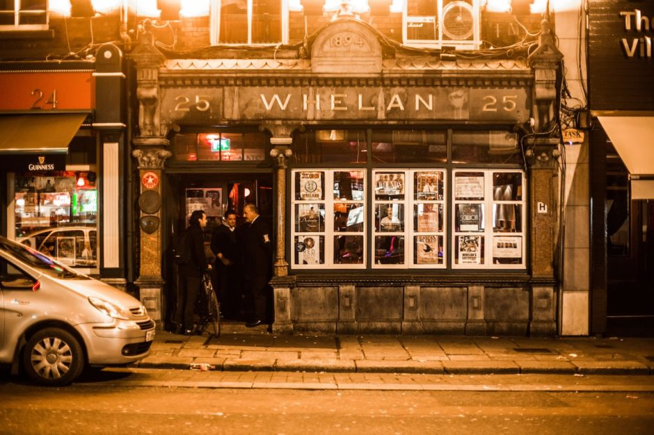 Whelans Dublin Ireland music