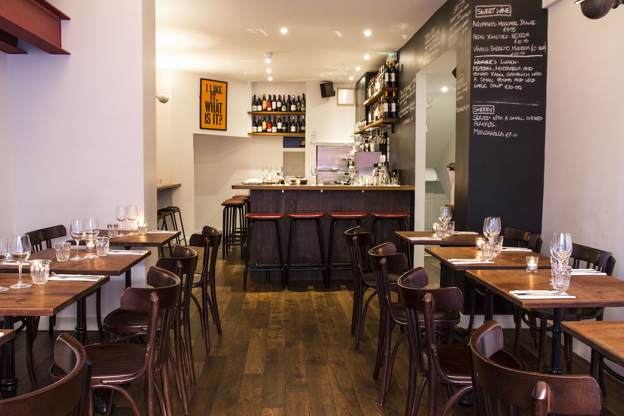 Etto restaurant Dublin Ireland