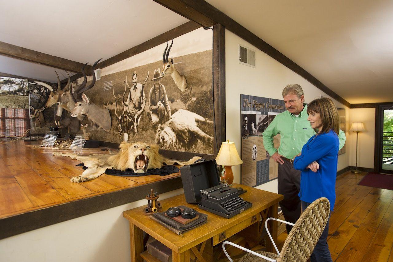Hemingway Pfeiffer Museum Piggott Arkansas