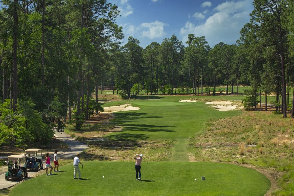 Mid Pines 2 golf Pinehurst