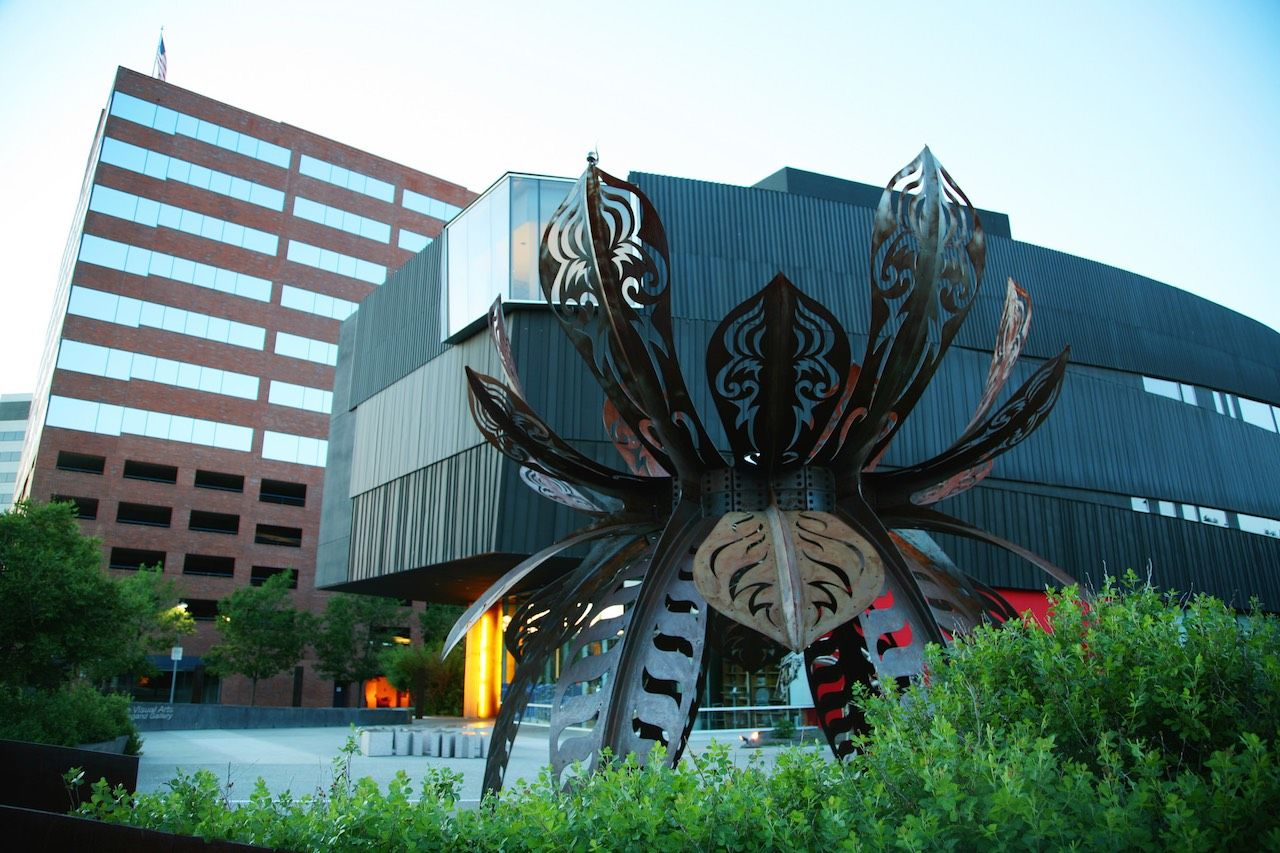 Nevada Museum of Arts Reno
