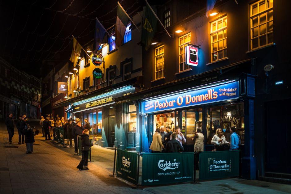 Peadar ODonnells Ireland pub Derry