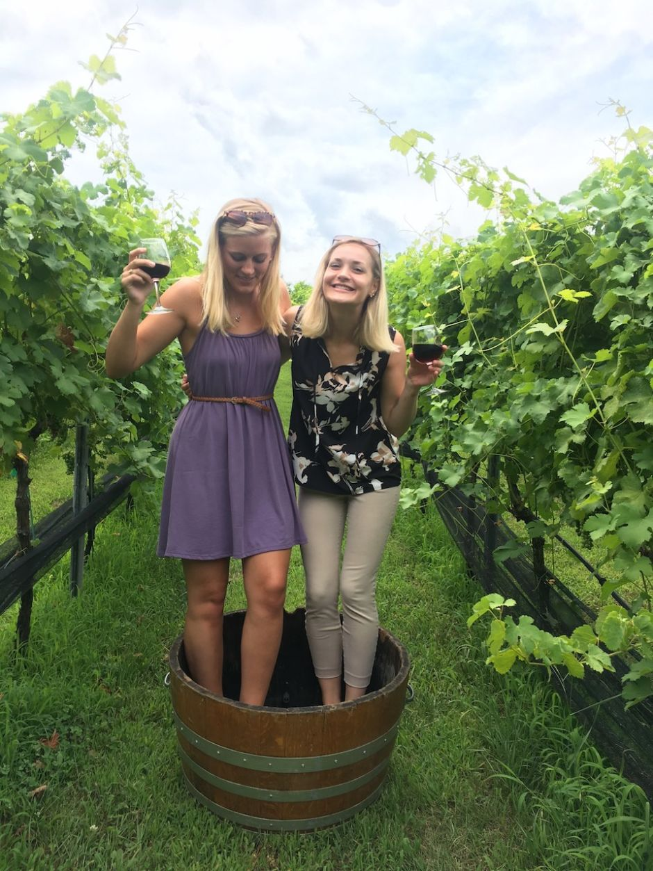 Potomac Winery Fredericksburg