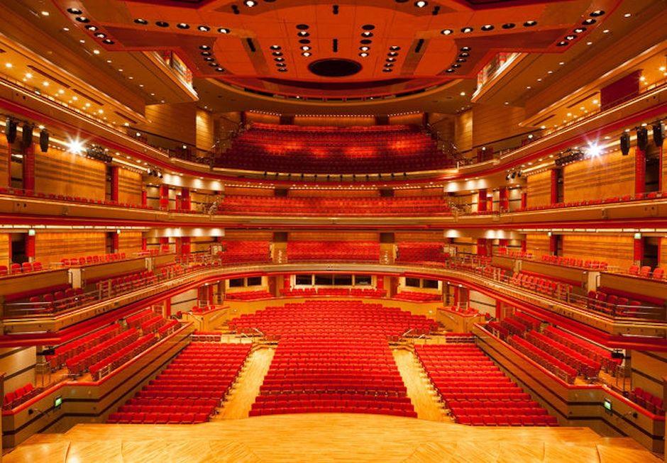 Symphony Hall Birmingham Craig Holmes