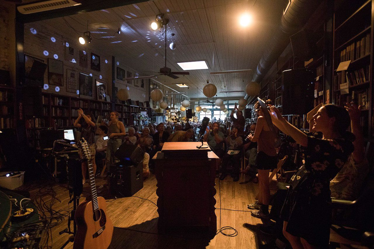 Taylor Square Photography for Thacker Mountain Radio Hour Oxford Mississippi