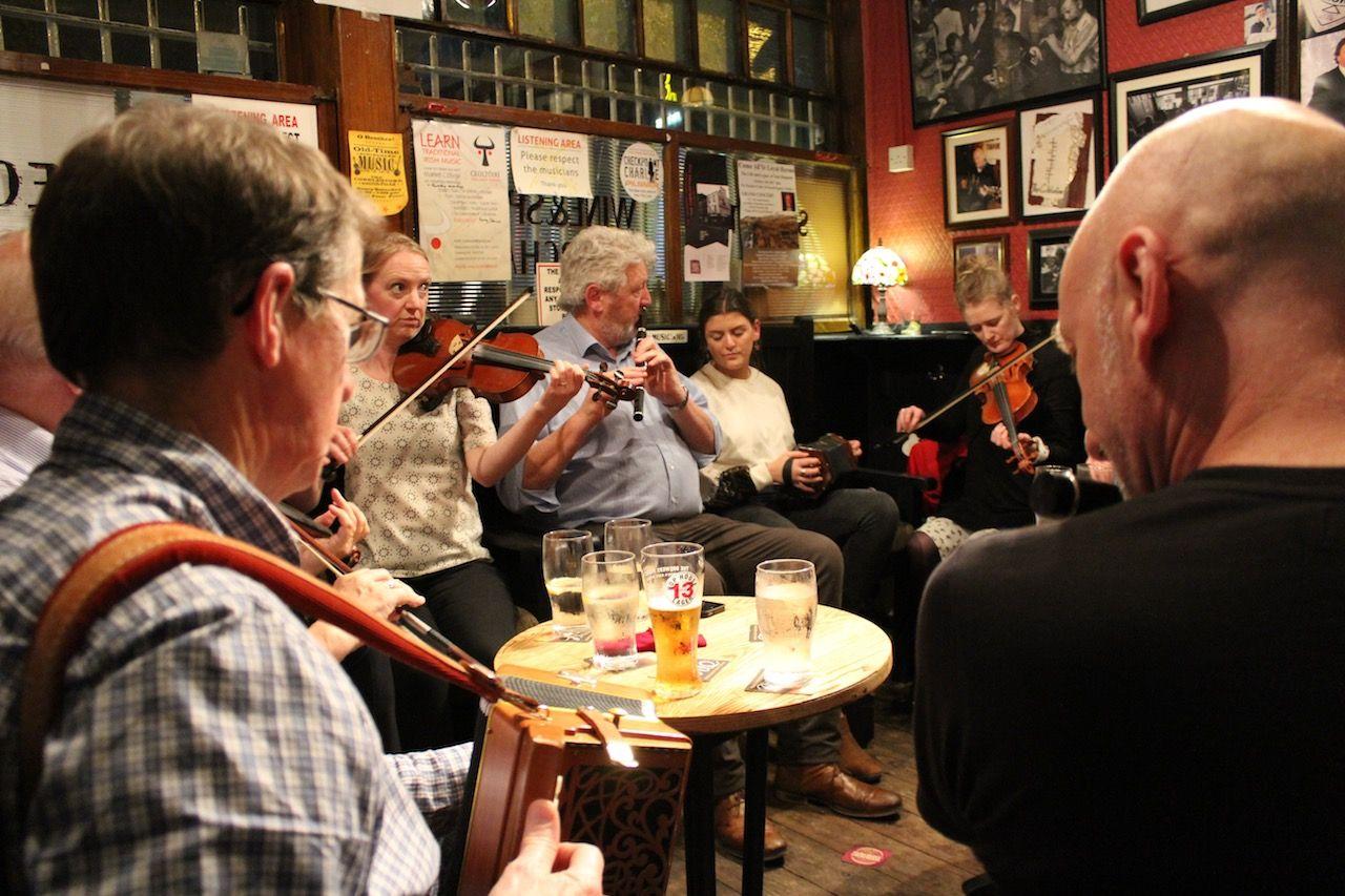The Cobblestone Ireland music