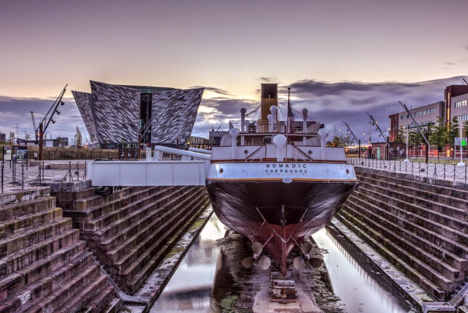 Titanic Belfast Ireland