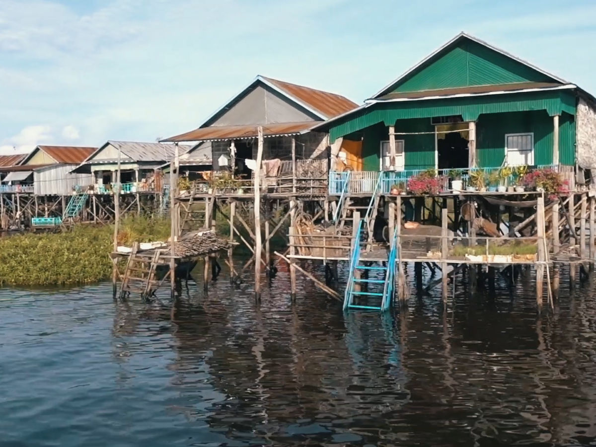 Cambodia's floating villages: How to visit