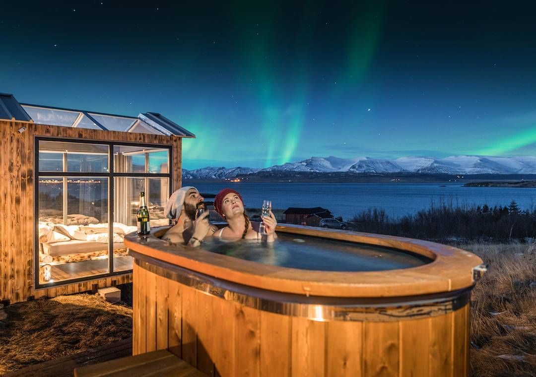 Panorama Glass Lodge Iceland