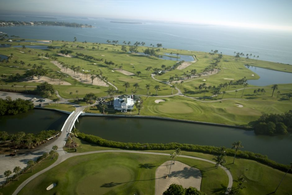 Fort Myers and Sanibel golf